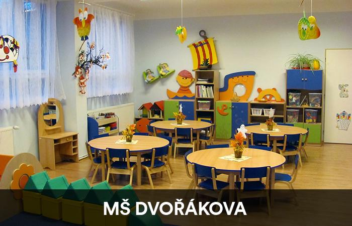 Mateřská školka Dvořáková