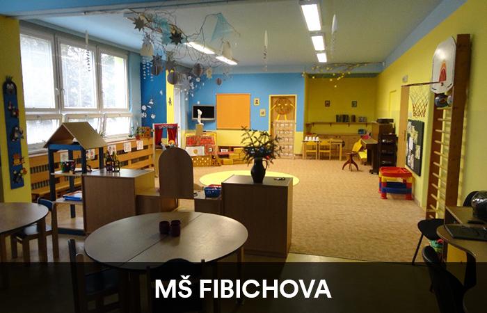 Mateřská školka Fibichova
