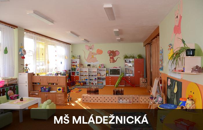 Mateřská školka Mládežnická