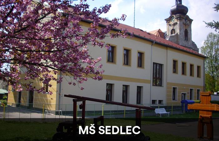 Mateřská školka Sedlec