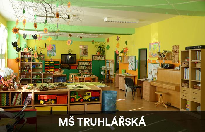 Mateřská školka Truhlářská