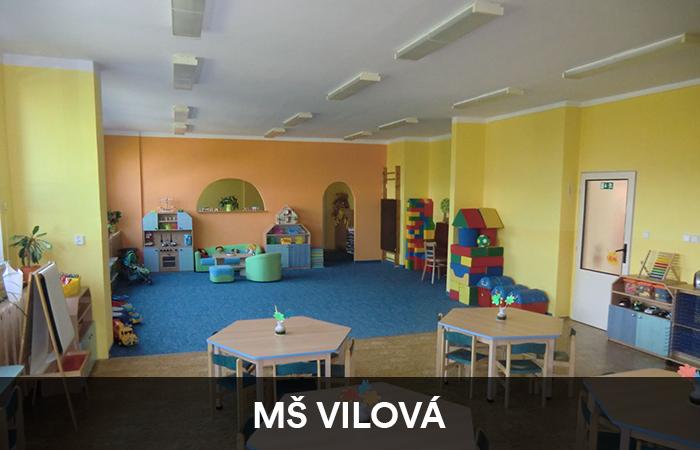 Mateřská školka Vilová